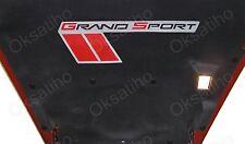 CORVETTE Grand Sport Stickers Vinyl Hood Pad C6 2005-13 Decals Self Adhesive