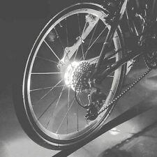 Cycling Hubs Lights Front Rear Bike Light Warning LED Wheel Lamp Bicycle. 0316