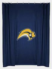 NEW BUFFALO SABRES NHL Logo Jersey Mesh Shower Curtain Previous Logo
