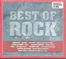 Best of Rock, 3 CD`s, 51 Hits, NEU/OVP