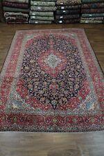 Extra Fine Masterpiece Large Kashan Persian Wool Oriental Area Rug Carpet 10X14