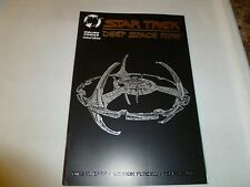 "Star Trek ""Deep Space Nine"" Lim Edition Comic #1 Foil Cover"