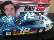 Ryan Blaney 2018 PPG #12 Penske Fusion 1/24 NASCAR Monster Energy Cup