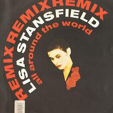 LISA STANSFIELD - à l' Around The World (Around The House Mix) Arista 612 857 Uk