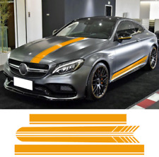 Mercedes Benz AMG Edition 1 C63 Coupe W205 Decal Stickers C200 ANY COLOUR