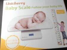 Baby Scale, Multi-Function Digital Baby Scale with Free Growth Chart to Measure