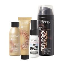 Best of Redken Travel Kit All Soft Shampoo Conditioner One United Take 32