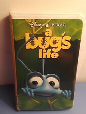 A Bugs Life (VHS, 1999, Clamshell Case)