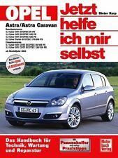 Opel Astra H Reparaturanleitung Reparaturbuch Jetzt helfe ich mir selbst Buch