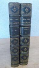Livres anciens et de collection en cuir Émile Zola