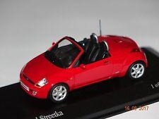 Ford StreetKa 2003 rot 1:43 Minichamps neu & OVP 400086430