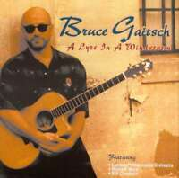 FREE US SHIP. on ANY 3+ CDs! NEW CD Bruce Gaitsch: Lyre in Windstorm