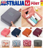 Women Waterproof Travel Toiletry Cosmetic Wash Bag AU// Holder Organizer Makeup