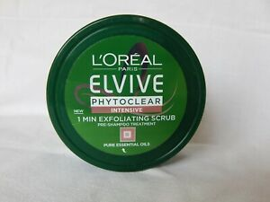 L'Oreal Elvive Phytoclear intensive One Minute Exfoliating Scrub - 150ml