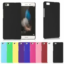 Custodia HARD MATTE Back Cover Case Rigida Plastica Colori per Huawei P8 lite