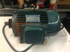 milnor washer motor