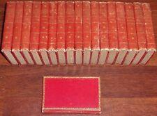 P. Capelle NOUVELLE ENCYCLOPEDIE POETIQUE 1818 18 tomes COMPLET poésie ancienne