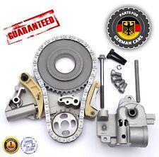VW Audi 2.0 Tdi Bomba de Aceite Balance Eje Cadena Kit Reparación & Crank