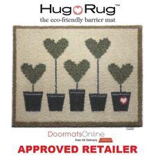 Bosmere Hug Rug 65x85cm Topiary 10 Design Highly Absorbent Indoor Barrier Mat