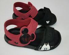 watch b51ba ca6da Adidas sandali ciabatte bambino mare piscina strappi topolino walt disney  n. 26