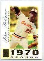 2003 Topps Tribute JIM PALMER Rare BASEBALL CARD #9 Baltimore Orioles HOF