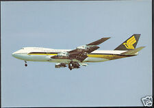 Aviation Postcard - Singapore Airlines Boeing 747 Aeroplane   A8177