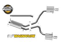 MAGNAFLOW 2006-2008 AUDI A4 SEDAN FWD 2WD 2.0T 2.0L TURBO CATBACK EXHAUST SYSTEM