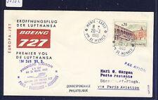 55352) LH FF Paris - Düsseldorf 31.3.65, SoU ab Monaco
