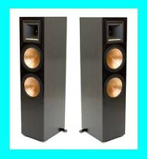 Klipsch Speakers RF-7 II  - FREE SHIPPING! PRICE IS A PAIR! OPEN BOX - BLACK
