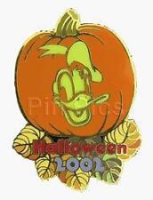 Disney Auctions  Jack-o'-Lantern Donald Duck LE 100 Pin