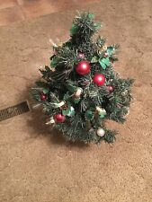 "BEAUTIFUL 36"" Fiber Optic Christmas Tree with Lights and Ornaments"
