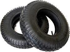 2x Reifen & Schlauch für Gokart Rad 400x100 4.80/400-8 Mantel Decke Rad Räder