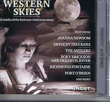 JOANNA NEWSOM / DRIVE BY TRUCKERS / ANTLERS + Western Skies UNCUT CD 2010