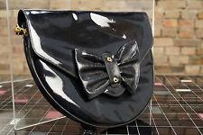 Vintage Damentasche Mid Century Leder Tasche Damen Handtasche Retro 70er Lack
