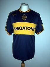Club Atlético BOCA JUNIORS CABJ Nike Tevez 2006 Home Camicia XL