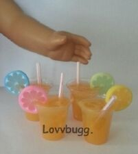 One Orange Juice Drink Doll Food  for 18 inch Doll American Girl or bjd Cool