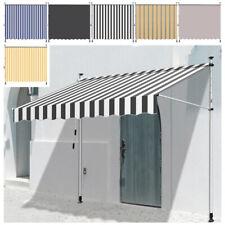 Markise Klemmmarkise Balkonmarkise Einziehbar Gelenkarmmarkise 6 Farbe