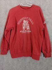 Nike Vintage 80s Suntory Ball Alabama Crimson Tide Sweatshirt Basketball Japan