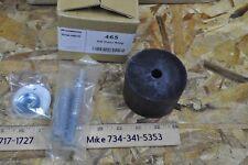 """Rockwood ASSA ABLOY 465 Heavy Duty Door Stop 3-1/4"""" Depth x 2-5/8"""" FREE SHIPPING"""