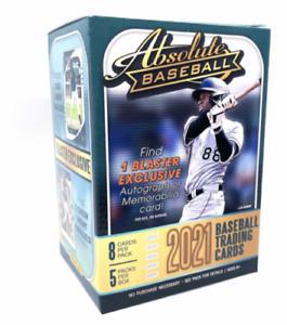 2021 Panini Absolute Baseball - You Pick! #1- 100 Plus Inserts & MLB Rookie