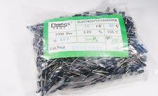1000 x 10uF 50V 105°C ELKO radial Chong-VEHT Originalverpackung #1E46#