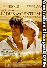And Now Ladies And Gentlemen DVD NEW, FREE POSTAGE WITHIN AUSTRALIA REGION 4