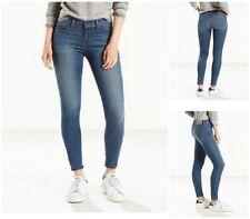 Levi's® Womens 710 Super Skinny,Size 24 x 30 Hopeless Wanderer Style # 177780036