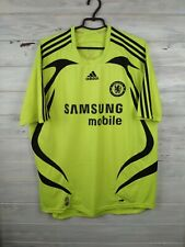 Chelsea jersey Large 2007 2008 away shirt soccer football Adidas