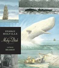 Moby-Dick Illustrated Classics by Herman Melville Jan Needle NEW (Paperback 2009