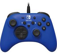 Hori Controlador Horipad Blue Wired Gamepad Nintendo Interruptor Hori