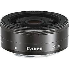 Obiettivi a focus Fisso per fotografia e video Canon F/2.0