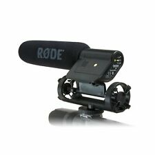 Rode VideoMic Directional Video Condenser Microphone | Factory New Open Box