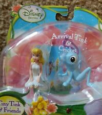 Disney Fairies Tiny Tink & Friends Arrival Tink & Cricket
