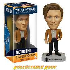 Doctor Who - Eleventh Doctor Wacky Wobbler Bobble Head